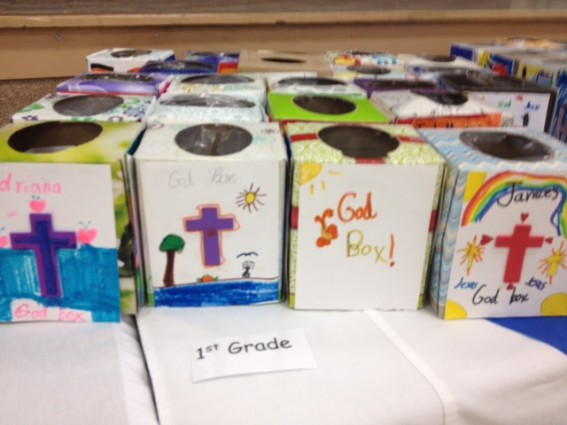 Childrens God Boxes